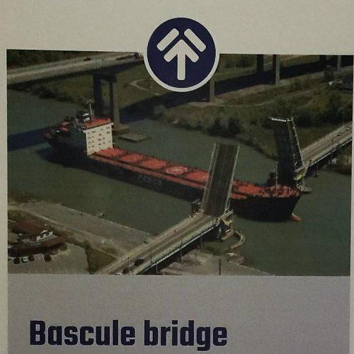 13. BASCULE BRIDGE